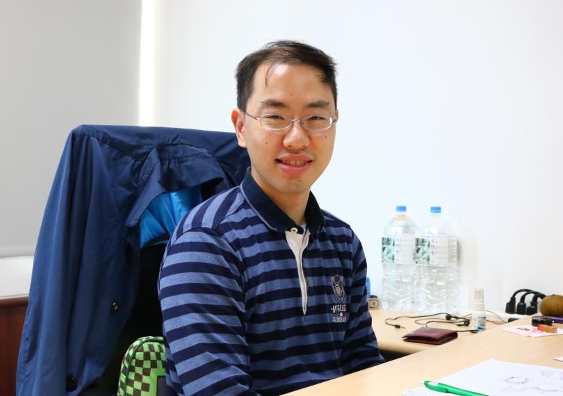 林忠緯教授