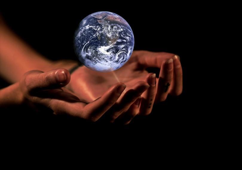 楊教授所研發的技術不僅可以解決糧食不足的問題,也可以協助固碳,將二氧化碳固定在土壤中,減少溫室氣體回到大氣中的情形。(圖/Pixabay)